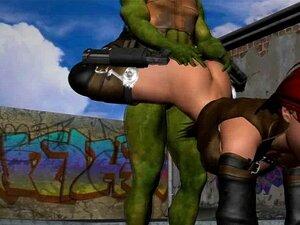 Porn ninja turtles Teenage Mutant