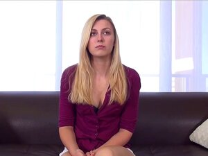 Backroom casting couch hannah